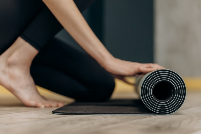 Choisir parmi les différents types de tapis de yoga